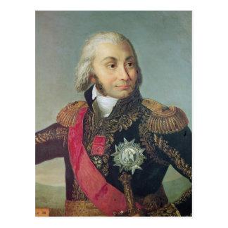 Portrait de maréchal Jean-Baptiste Jourdan Carte Postale