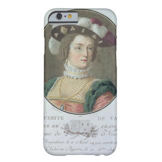 Portrait de Marguerite de Valois (1492-1549), 1787 Coque iPhone 6 Barely There