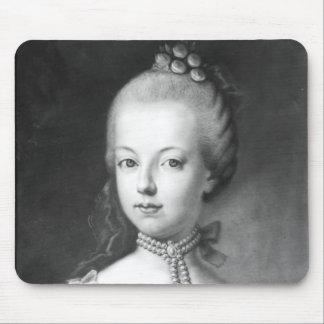 Portrait de Marie-Antoinette du Habsbourg Tapis De Souris