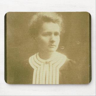 Portrait de Marie Curie Tapis De Souris