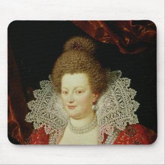 Portrait de Marie de Medici Tapis De Souris