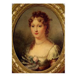 Portrait de Marie-Louise De Hapsburg-Lorraine Cartes Postales