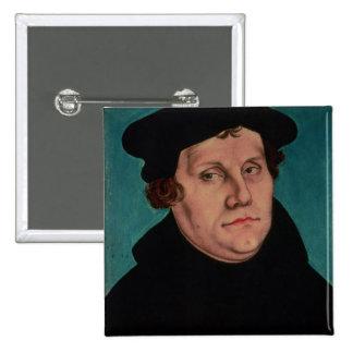 Portrait de Martin Luther, 1529 Badges