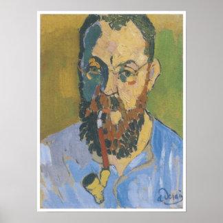 Portrait de Matisse, 1905 Posters