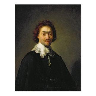 Portrait de Maurits Huygens, 1632 Carte Postale