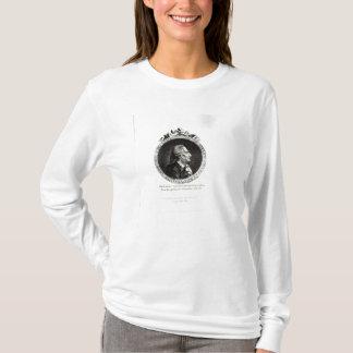 Portrait de médaillon de Giacomo Casanova, âge 63 T-shirt