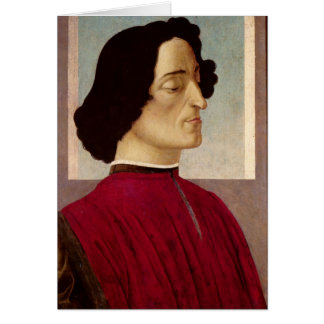 Portrait de Medici c.1480 de Giuliano Cartes