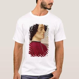 Portrait de Medici c.1480 de Giuliano T-shirt