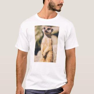 Portrait de Meerkat T-shirt