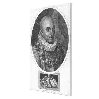Portrait de Michel de Montaigne Toiles