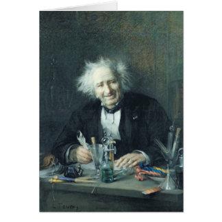 Portrait de Michel-Eugene Chevreul 1888 Cartes