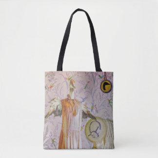 Portrait de Mme Smew's Tote Bag