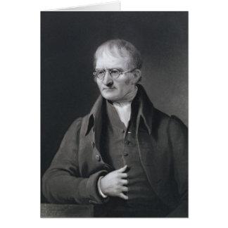 Portrait de monsieur Joseph Thomson Carte De Vœux