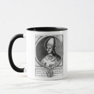 Portrait de pape Gregory VII Mug