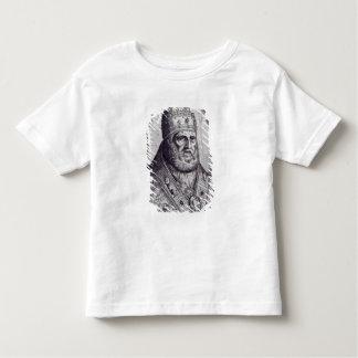 Portrait de pape Pius IV, 1559 T-shirt Pour Les Tous Petits