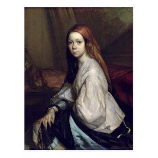 Portrait de Pauline Ono Cartes Postales