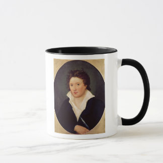 Portrait de Percy Bysshe Shelley, 1819 Mugs
