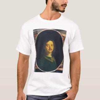 Portrait de Peter le grand T-shirt