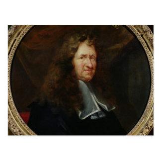 Portrait de Pierre Corneille Carte Postale