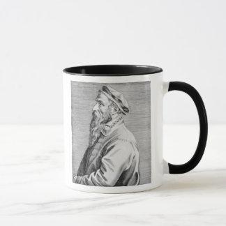 Portrait de Pieter Brueghel l'aîné Mug