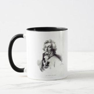 Portrait de prince de Charles-Joseph de maréchal Mug