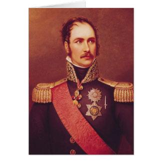 Portrait de prince Eugene de Beauharnais Cartes