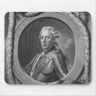 Portrait de prince Henry de la Prusse, 1779 Tapis De Souris