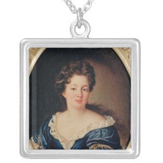 Portrait de princesse Colonna de Marie-Anne Mancin Pendentif Carré