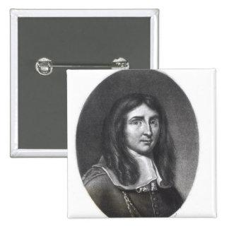 Portrait de Richard Cromwell Pin's