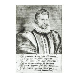Portrait de Robert Garnier Toiles