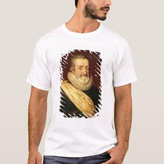 Portrait de roi de Henri IV de la France T-shirt
