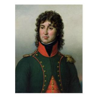 Portrait de roi de Joachim Murat de Naples Carte Postale