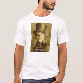 Portrait de Rudolph Valentino T-shirt