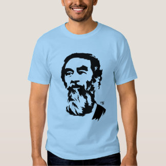 Portrait de Sassam Hussein T-shirt