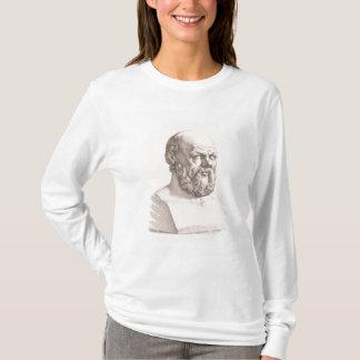 Portrait de Socrates T-shirt