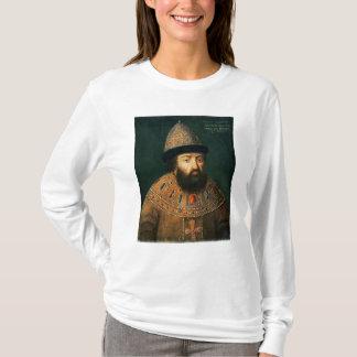 Portrait de tsar Alexei I Mihailovitch T-shirt