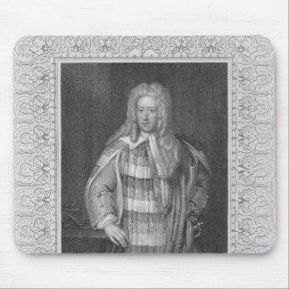 Portrait de vicomte Bolingbroke de Henry St John Tapis De Souris