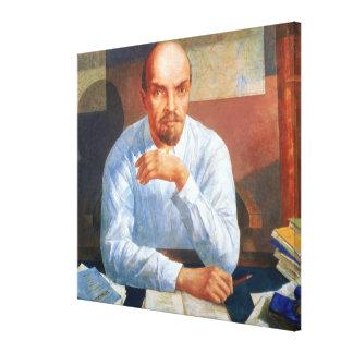 Portrait de Vladimir Ilyich Lénine, 1934 Toiles
