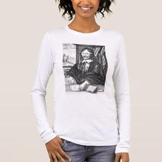 Portrait de William Lilly (1602-81), de son 'Chr T-shirt À Manches Longues