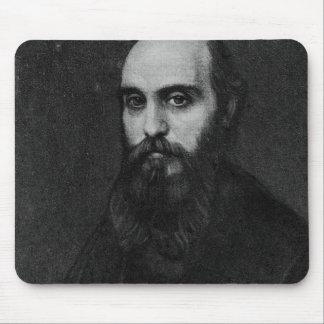 Portrait de William Michael Rossetti, 1864 Tapis De Souris