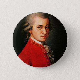 Portrait de Wolfgang Amadeus Mozart Badges
