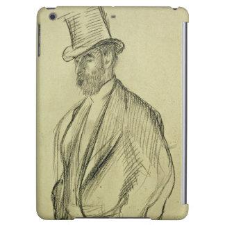 Portrait d'Edgar Degas | de Ludovic Halevy