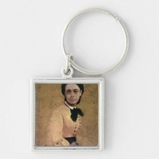 Portrait d'Edgar Degas | de Pauline de Metternich Porte-clés