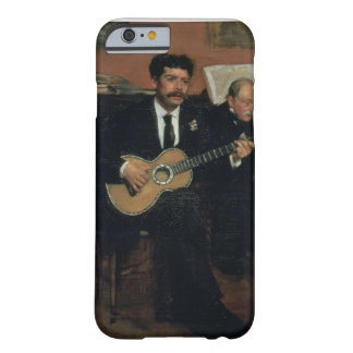 Portrait d'Edgar Degas | des païens de Lorenzo Coque Barely There iPhone 6