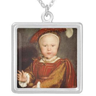 Portrait d'Edouard VI en tant qu'enfant, c.1538 Pendentifs Personnalisés
