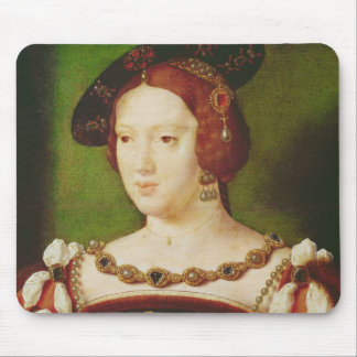 Portrait d'Eleanor de Hapsbourg Tapis De Souris