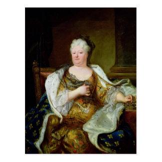 Portrait d'Elizabeth Charlotte de la Bavière Carte Postale