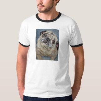 Portrait d'Elvis Puggy par Nancy la Médina T-shirt