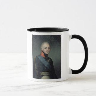Portrait d'empereur Alexandre I, 1804 Mug