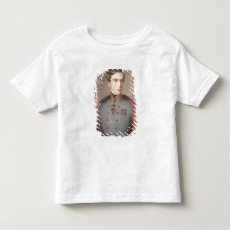 Portrait d'empereur Franz Joseph de l'Autriche T-shirt Pour Les Tous Petits